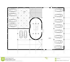 cad architectural plan drawing royalty free stock photo image