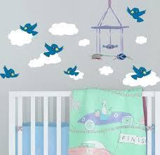Baby Nursery Wall Decal Baby Nursery Wall Stickers Baby Room Wall Decals Nursery Wall Decor
