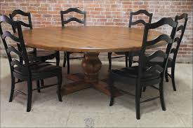 Oval Kitchen Table Sets by Kitchen Ashley Furniture Dinettes Round Dining Tables For 8