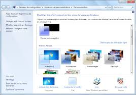 plus de bureau windows 7 initiation à windows 7 le fond du bureau