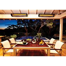 Short Patio Heater by Outdoor Heater Buying Guide Sylvane