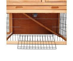 Rabbit Hutch Extension Double Storey Rabbit Hutch Guinea Pig Ferret Cage With Extension Run
