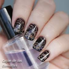 imagenes de uñas decoradas con konad uñas decoradas con encaje placas de estar de born pretty