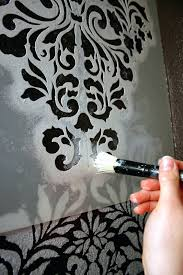 bathroom stencil ideas wall ideas stencil design for walls zoom design stencils for