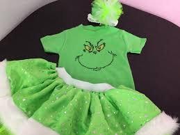 the grinch costume for toddlers baby toddler princess the man that stole christmas