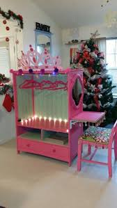 Dress Up Vanity Lily U0027s Princess Closet With Vanity Made From A Entertainment