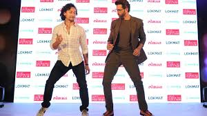 https www stylish hrithik roshan vs tiger shroff dance face off at maharashtra most