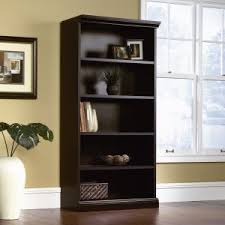 Coaster Corner Bookcase Library U0026 Wall Bookcases Hayneedle