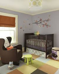 Butterfly Rugs For Nursery 20 Gorgeous Nurseries With Purple Panache