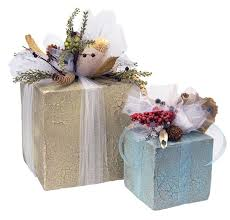 christmas gift packages gift packages with crackle favecrafts