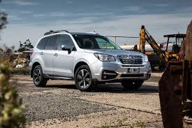 subaru forester ute 2017 subaru forester which spec is best