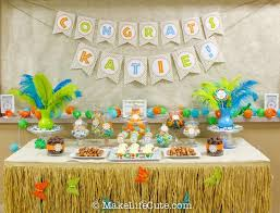 dinosaur baby shower dinosaur themed baby shower baby shower ideas themes