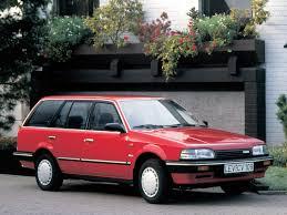 mitsubishi wagon 1990 mazda 323 bf station wagon specs 1986 1987 1988 1989 1990