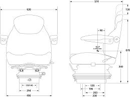 jcb forklift seat air 349 00 vat free p u0026pdrivers seats