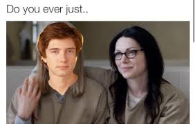 donna eric funny meme oitnb that 70 s show image 3146592 by