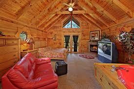 Open Floor Plan Cabins Gatlinburg Lovers Lane Mountain Shadows Resort