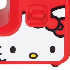 janome kitty 12 stitch sewing machine red 7899538 pausebuy