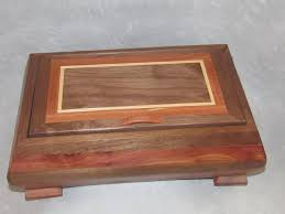 handcrafted wood decorative storage boxes cfs boxes