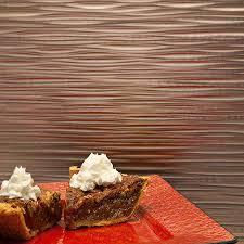 sa302lands tile linear silver stainless steel 3d mosaic wall brushed nickel sandwave pattern metal kitchen backsplash ideas sleek kitchen backsplash ideas using metal sheet