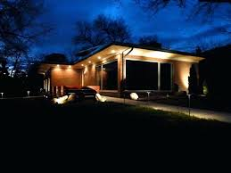 outdoor under eave lighting led soffit lighting awesome outdoor under eave led lighting and