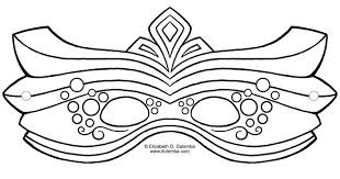 black and white mardi gras masks mardi gras mask template madinbelgrade