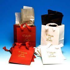 personalized favor bags personalized favor bags for weddings view larger personalized