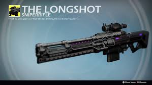 had someone design a sniper for destiny i thought up based off of