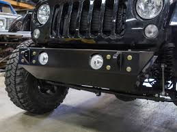 jeep rubicon winch bumper fusion series bumpers ignite the off roading fire in new jk owners