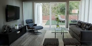 home design bedroom bachelor pad terracotta tile wall decor