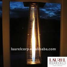 Flame Gas Patio Heater Pyramid Quartz Tube Flame Gas Patio Heater Ph08 Series View Out