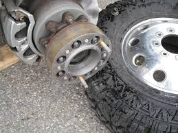 2012 Dodge 3500 Truck Accessories - danger of dually spacers story of my 2
