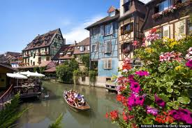 Colmar France Colmar France Is A Storybook Town For Your Travel Tuesday Huffpost
