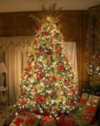 brown christmas tree image and gold christmas tree decoration ideas that are actually brilliant