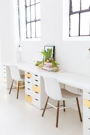 two person desk ikea 199 best two person desk images on pinterest offices desks and