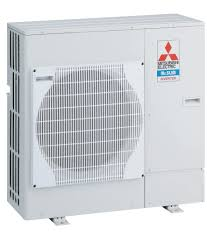 mitsubishi electric mr slim outdoor single phase condensing unit for mr slim heat pumps