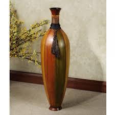 Decorative Floor Vases Ideas Unique Retro Glass Vase And Retro Glass Vase By And Amber Retro