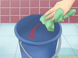 How To Clean Wood 3 Ways To Clean Wood Blinds Wikihow