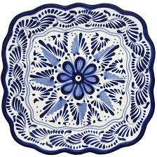 Handmade Mexican Pottery - authentic handmade mexican talavera talavera