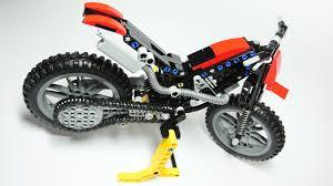 lego technic motocross bike lego ideas trial motorcycle