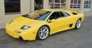 lamborghini diablo ebay ebay deal of the week 2001 lamborghini diablo 6 0 vt