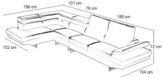canapé d angle 9 places design d intérieur mesure canape d angle sur 9 avec canap en cuir