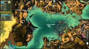 Gw2 World Map by Guild Wars 2 How To Use The Content Direction System For Map