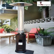 Flame Gas Patio Heater 12kw Flame Heater Changzhou Firstar Furnace