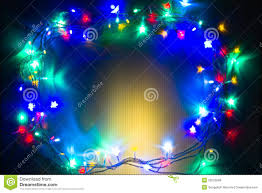 christmas pictures with led lights christmas led lights frame stock image image of bright 22525899