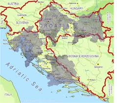 Map Of Croatia And Italy by Irrigation Water For All