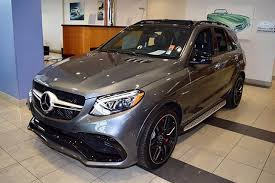 pics of mercedes suv 2017 mercedes gle suv in fairfield 70233 mercedes