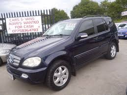 electric 4x4 mercedes ml 270 cdi inspiration auto 2688 cc 4x4 full electric