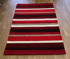 Small Cream Rug Red And Brown Rug Rugs Decoration