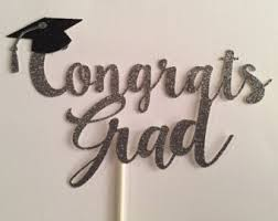 graduation cake toppers class of 2017 graduation cake topper graduation topper