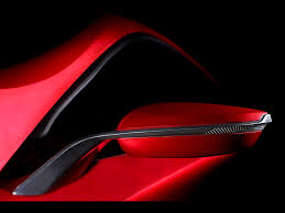 the view for lexus lf lc 2012 lexus lf lc hybrid sport coupe concept side view mirror